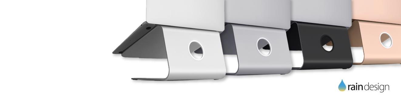 Laptop standaard van Rain Design